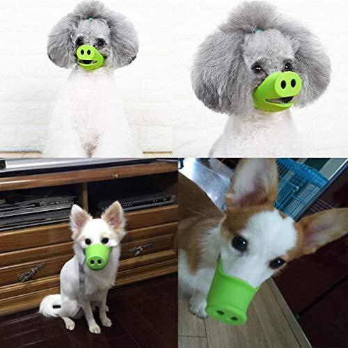 Lightton『ペット用ピギー口の形マスク』