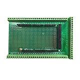 DollaTek Prototype Screw/Terminal Block Shield Board Kit para Arduino Mega 2560 R3 DIY Soldado