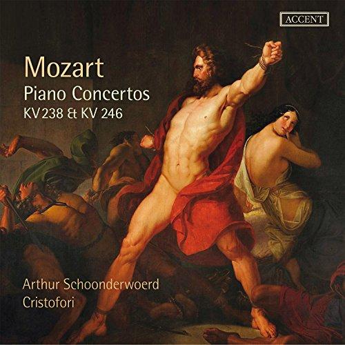 Mozart: Klavierkonzerte KV 238 (Nr. 6) + 246 (Nr. 8) / Konzertarien 209 & 210