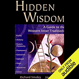 Hidden Wisdom audiobook cover art