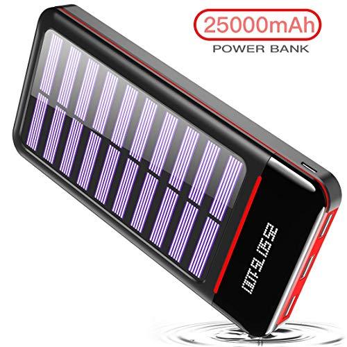 RLERON Batterie Extern (solaires Batterie Externe)