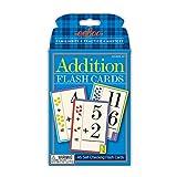 EeBoo- Juego educativo de Tarjetas flash cards- Sumas&Restas 15x10Eeboo, Multicolor (FLADD2) , color, modelo surtido