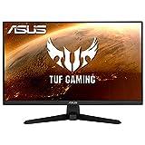 Monitor Gaming ASUS VG247Q1A: 23.8 Pulgadas, Full HD (1920x1080), OC. a 165 Hz (más de 144 Hz), Extreme Low Motion Blur, FreeSync Premium, 1ms (MPRT), Shadow Boost