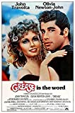 Posters Grease is the Word GLOSSY FINISH Movie Poster -