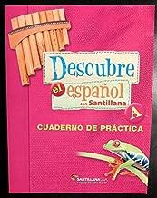 Descubre el Espa�ol Practice Book Digital with Tg-K