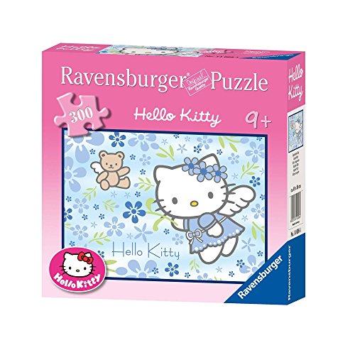 Ravensburger 14008 - Hola Kitty Kitty Little Angel - 300 del Pedazo del Rompecabezas