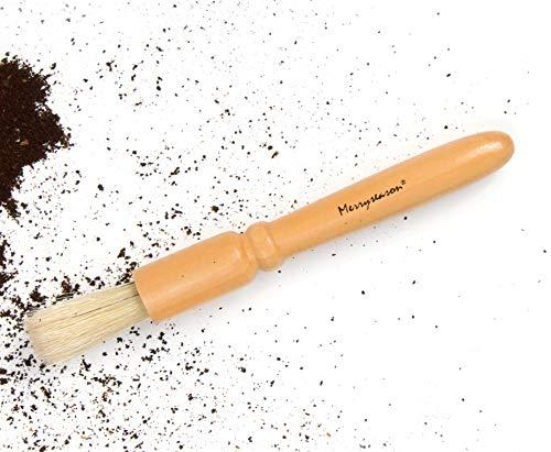 コーヒーミルブラシグラインダーブラシエスプレッソ用ミルブラシ掃除用ブラシ