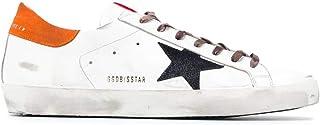 Golden Goose Luxury Fashion Uomo GMF00101F00061680505 Bianco Pelle Sneakers   Autunno-Inverno 20