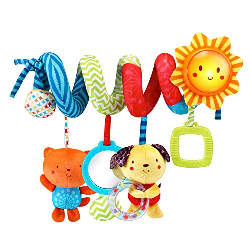 VTech Sunny Days Activity Spiral, Multicolor