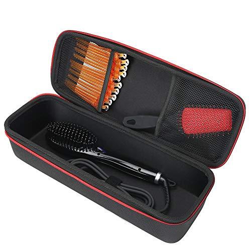Étui de voyage rigide pour sèche-cheveux Revlon One Step et styler volumizer, sèche-cheveux résistant à l'usure sac de rangement pour peigne sèche-cheveux organisateur de brosse