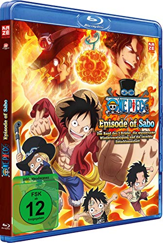 One Piece - TV Special 6: Episode of Sabo [Blu-ray]