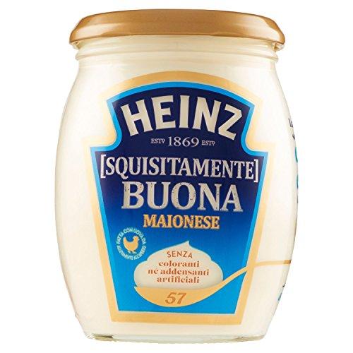 Heinz Mayo Squisitamente Buona Vetro Grande 460g