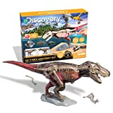 Discovery Mindblown 4D T-Rex Dinosaur Anatomy Kit, Interactive Archaeology Paleontology Model, Learn Science, Fun and Educational STEM Toy for Kids Ages 6 and Up