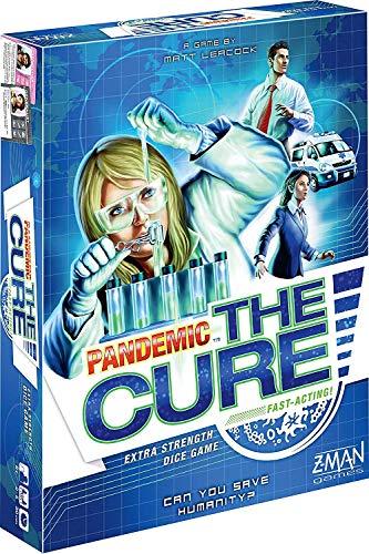 パンデミック:完全治療(ザ・キュア) (Pandemic: The Cure) ボードゲーム