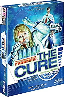 Z-Man Games Pandemic: The Cure (B00M4KGF5S) | Amazon price tracker / tracking, Amazon price history charts, Amazon price watches, Amazon price drop alerts