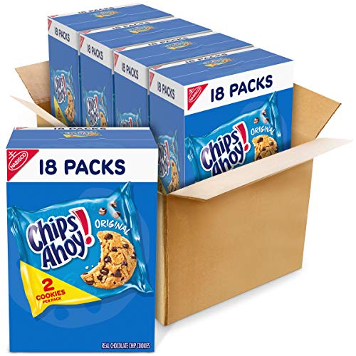 Chips Ahoy! Cookies 72 Snack Packs Now $13.78