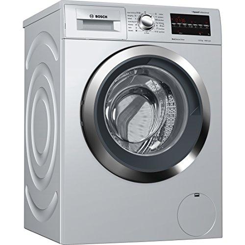 Bosch WAT28469IN Front Load Washing Machine (8 Kg, Silver)
