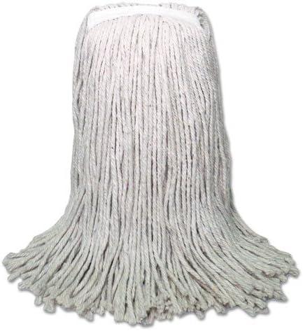 Boardwalk CM20016 Banded Mop Head trust White Cut-End Sale special price 16oz Cotton