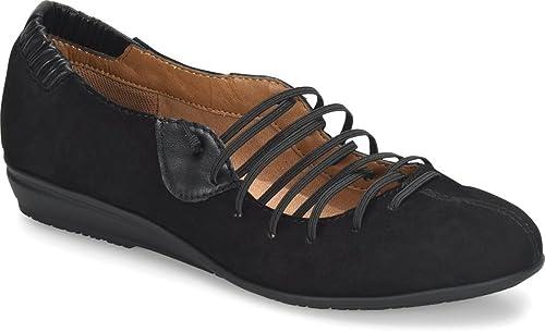 Comfortiva Femmes Couleur Noir noir Suede Taille 38 EU   7 Us