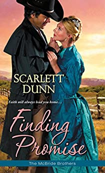Finding Promise (The McBride Brothers Book 2) by [Scarlett Dunn]