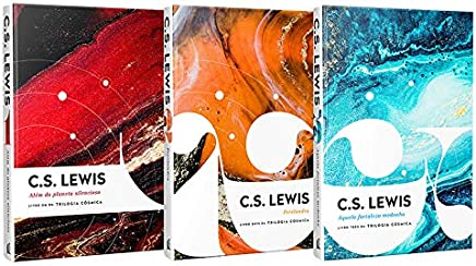 Kit Trilogia Cósmica - C.S. Lewis