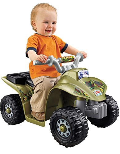 Power Wheels Lil' Quad, Camo