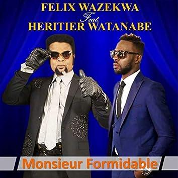 Monsieur formidable (feat. Heritier Watanabe)