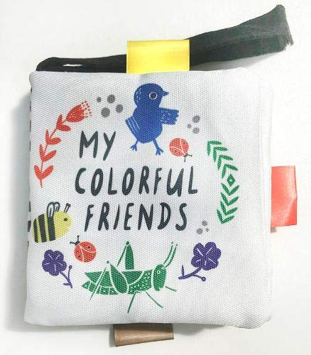 Wee Gallery Stroller Books: My Colorful Friends: My Colorful Friends a Wee World Full of Creatures