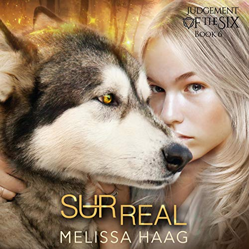 (Sur)real Audiobook By Melissa Haag cover art