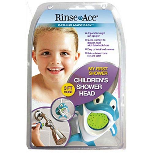 Rinse Ace 3901 My Own Shower Children's Showerhead