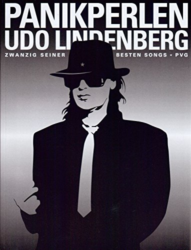 Udo Lindenberg - Panikperlen - Noten Songbook [Musiknoten]
