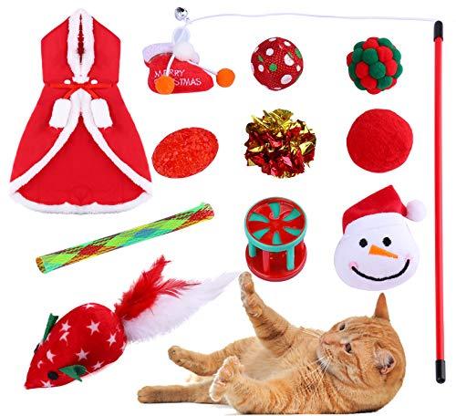 Traje Gato Navidad marca senyouth