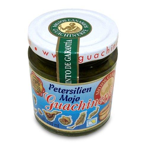 Mojo Sauce mit Petersilie