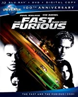 Fast & the Furious [Blu-ray] [Import]