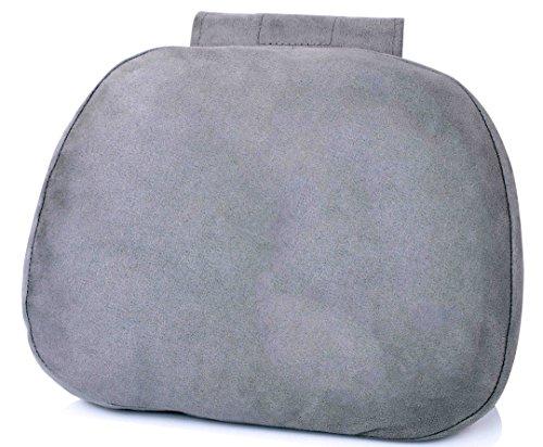 Preisvergleich Produktbild weiche Kissen Auto Nackenkissen Mikrofaser Kopfstütze Schmerzlinderung für Fahren
