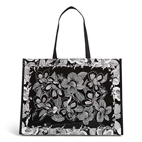 Vera Bradley Market Tote Bag, Bedford Blooms