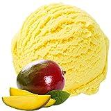Sabor a nuez turrón 1 Kg. Polvo de hielo Gino Gelati Helado suave para su heladora