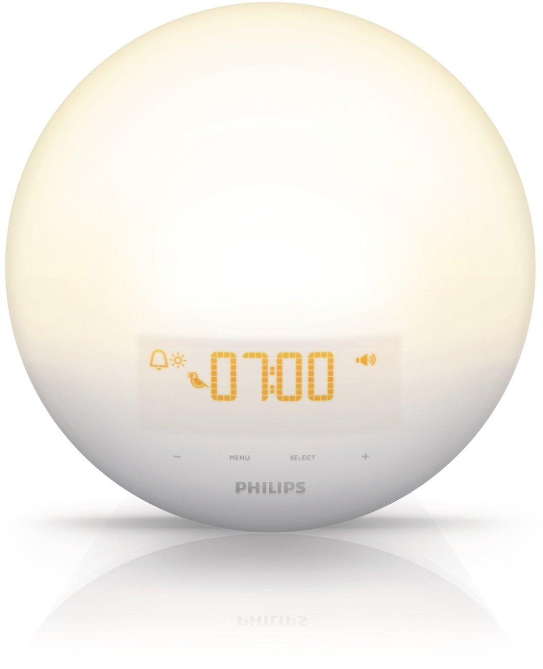 Philips Wake Up Sunrise Simulation HF3510