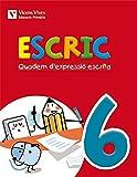 Escric. Quadern D'Expressió Escrita 6 - 9788468218373