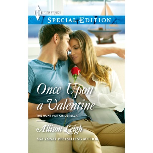 Once Upon a Valentine audiobook cover art