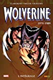 Wolverine - L'intégrale 1974-1989 (T01)