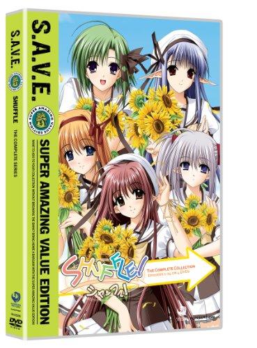 Shuffle - Complete Box Set S.A.V.E.