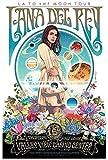 Kribee Poster Lana Del Rey Valley View, 30 x 45 cm, ohne