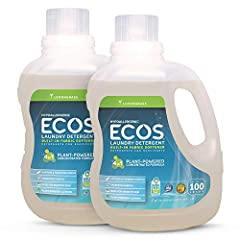 Directions: Ultra-Concentrated With 100 He Loads, Color Safe, All-Temperature Detergent;Great For Both Top And Front Loaders;Made With Naturally Derived Ingredients, Plant-Based, Non-Toxic, Biodegradable, Made Wi