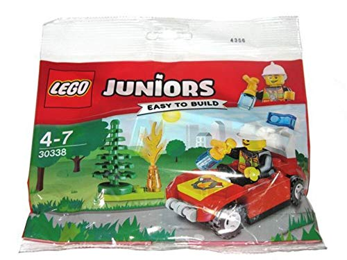 LEGO leg30338Auto Feuerwehrmann Mini