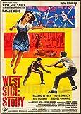 PostersAndCo TM West Side Story Rbil-Poster/Kunstdruck, 90