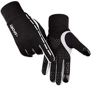 EZONEDEAL Touch Screen Gloves Outdoor Wind Water Proof Driving Running Winter Warm Glove for Women Men