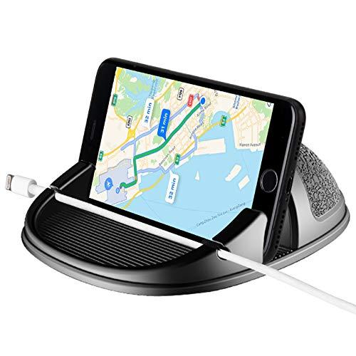 Beeasy Handyhalterung Auto,Smartphone Handyhalter fürs Auto Halterung Universal KFZ für iPhone 12 11 Pro Max XR X 8 7 6S Plus Samsung Galaxy Huawei OnePlus Xiaomi Redmi Sony Xperia Telefon GPS-Geräte