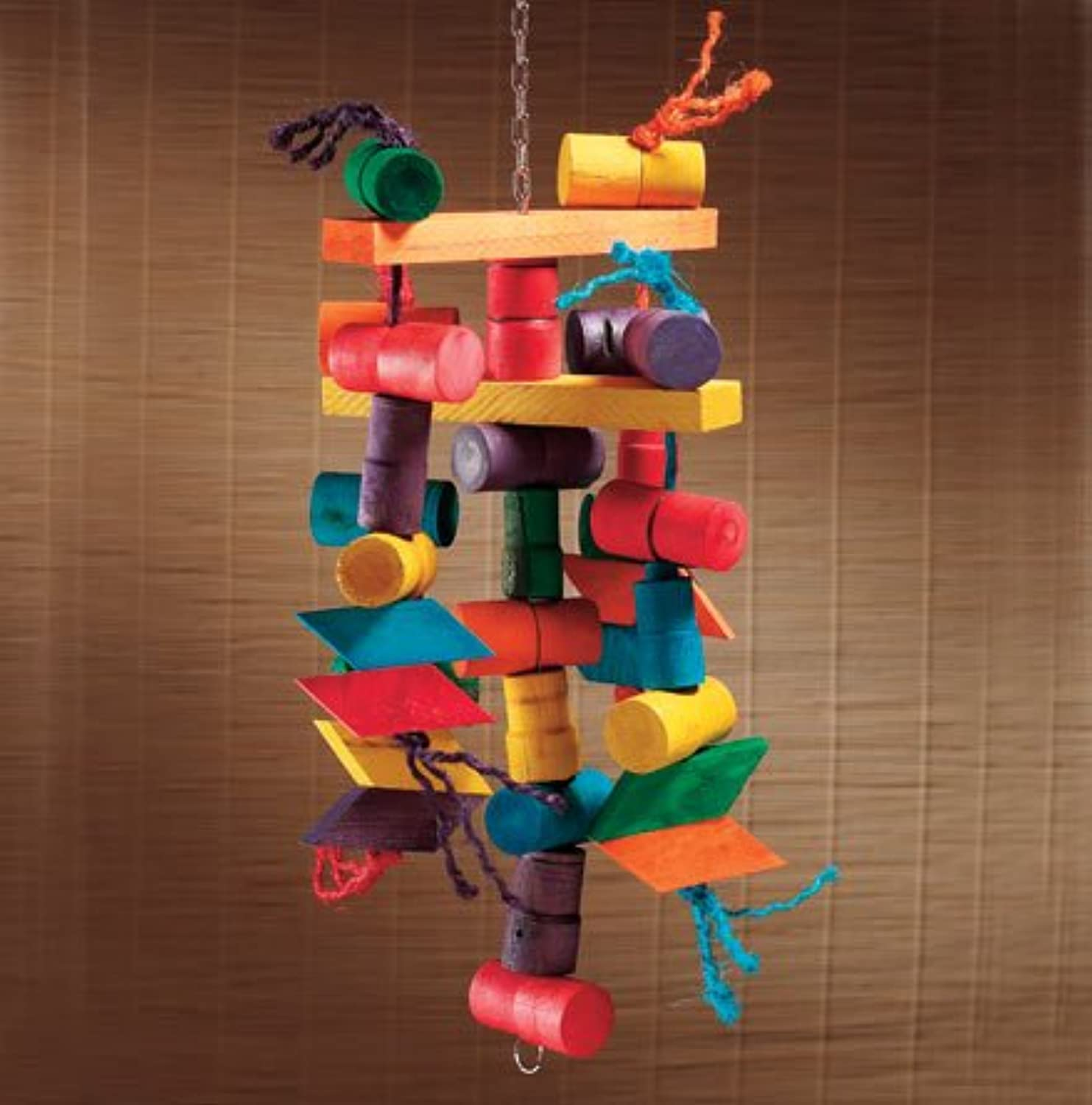 ZooMax 623 Silly Billy Mammoth Birds Toys