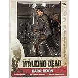 Star Imágenes Estrellas 10 Pulgadas Walking Dead Daryl Dixon Bloody Figura Deluxe Version